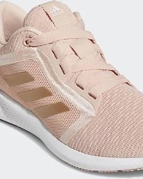 Růžové boty adidas