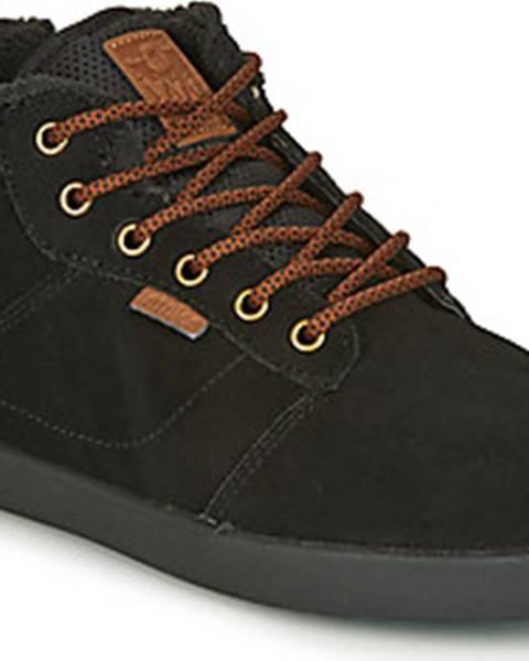 Černé boty Etnies