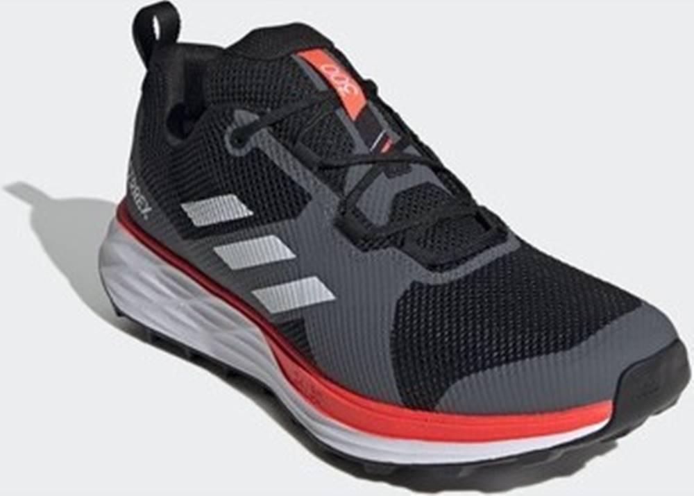 adidas adidas Běžecké / Krosové boty Boty Terrex Two Trail Running Černá