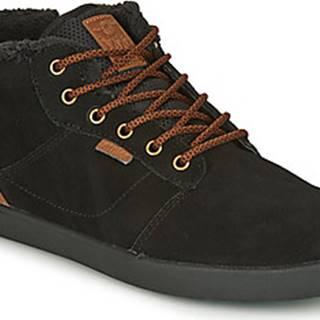 Skejťácké boty JEFFERSON MTW Černá
