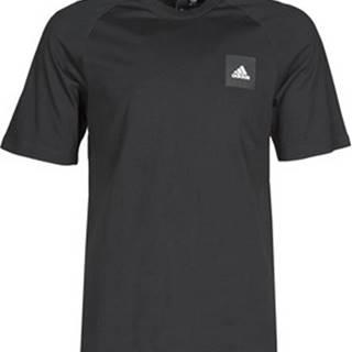 adidas Trička s krátkým rukávem MHE Tee STA Černá