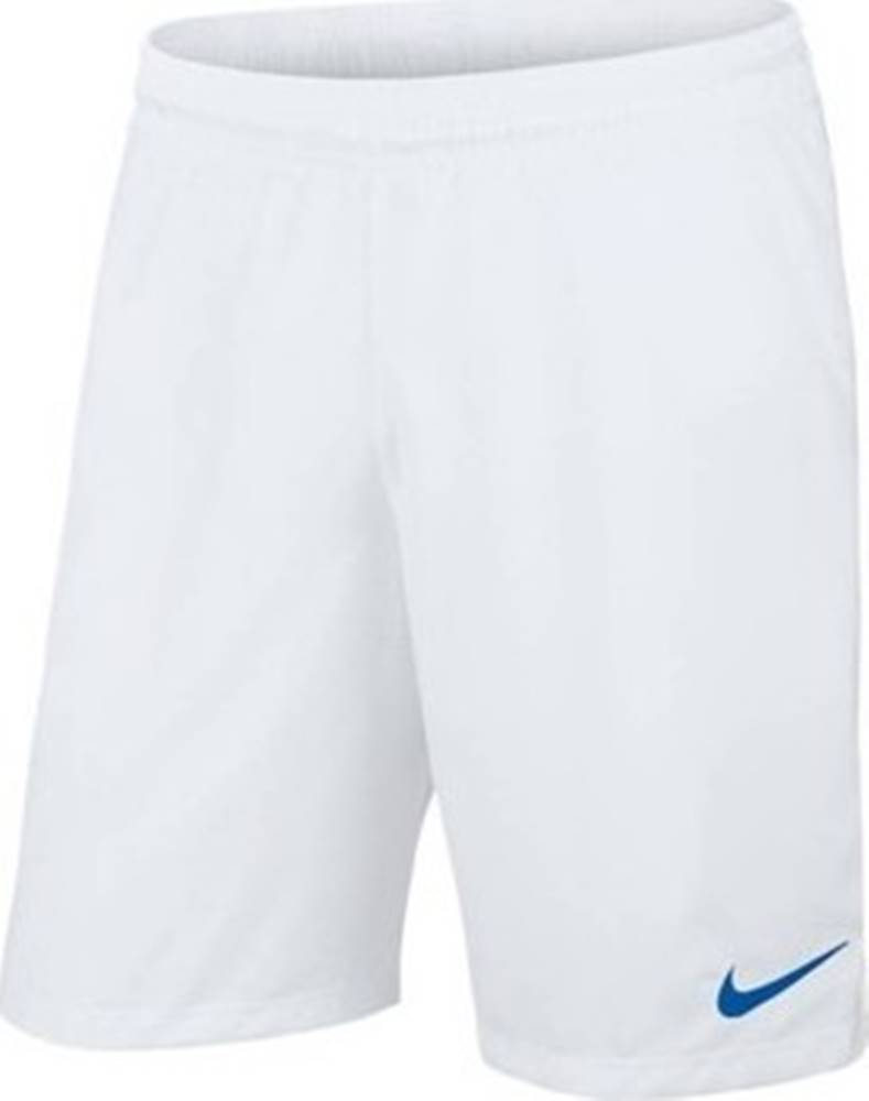 nike Zkrácené kalhoty 7/8 a ¾ Laser Woven Iii Bílá