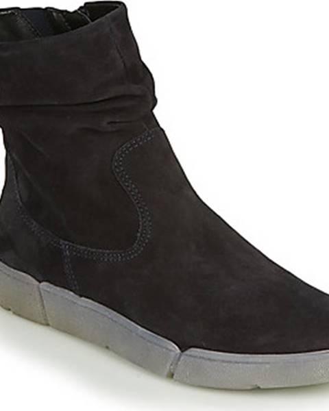 Černé boty Ara
