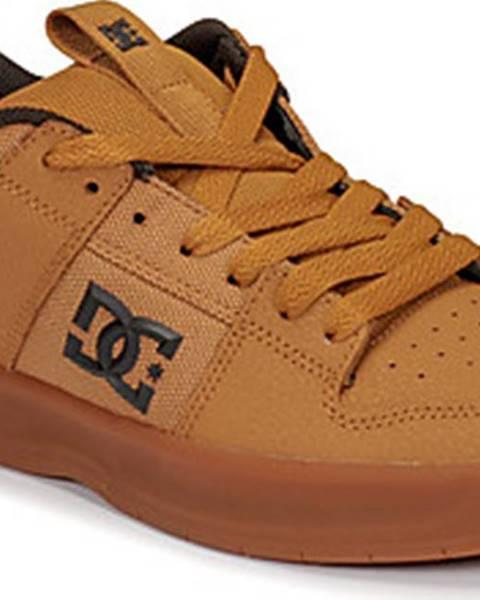 Hnědé tenisky DC Shoes