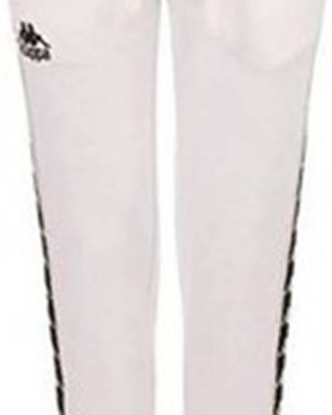 Bílé kalhoty Kappa