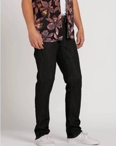 Černé kalhoty Volcom