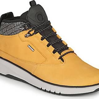 Kotníkové boty AERANTIS 4X4 B ABX Hnědá