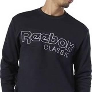 Mikiny Classics Sweatshirt Černá