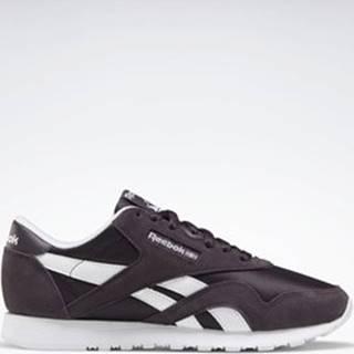 Tenisky Classic Nylon Shoes Červená