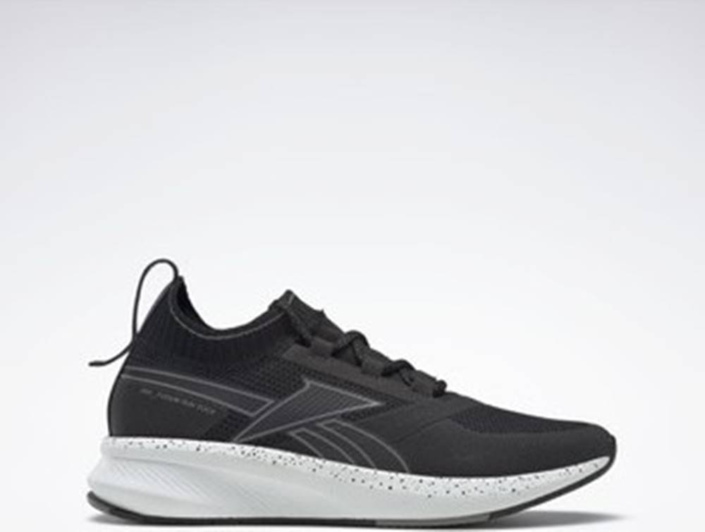 Reebok Sport Tenisky RBK Fusium Run Sock Shoes Černá