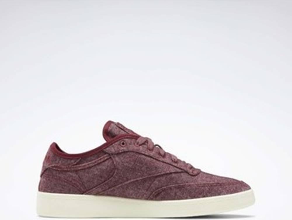 reebok classic Módní tenisky Club C Wool amp; Corn Shoes Fialová