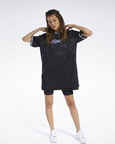 Černé šaty reebok classic