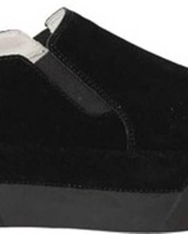 Liu Jo Street boty B68015PX002 Černá