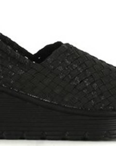 Černé boty Studio Italia