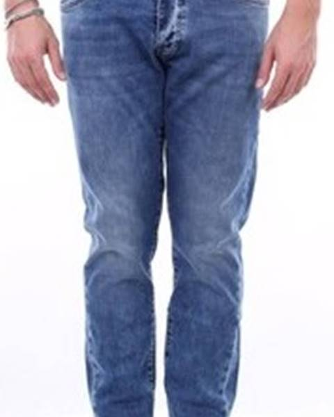 Modré kalhoty Michael Coal