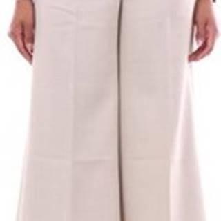 Ležérní kalhoty BT26VSMIZ00STD Béžová