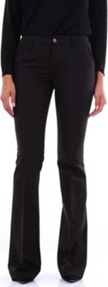 Pt Torino Oblekové kalhoty DX09VSELZ00STD Černá
