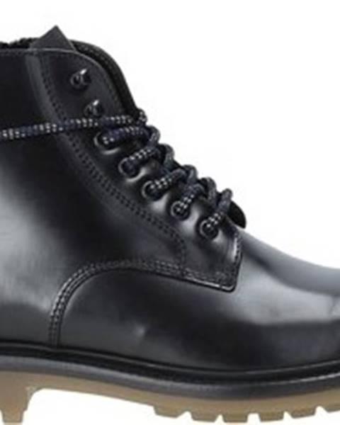 Černé boty Marco Ferretti
