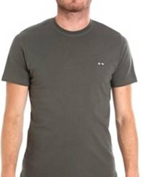 Zelené tričko Les Copains
