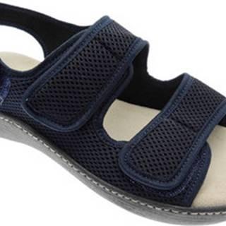 Sandály EMA1950bl Modrá