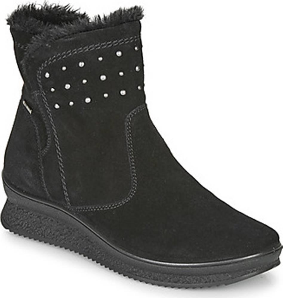 Igi&co IgI CO Kotníkové boty DONNA KENIA GTX Černá