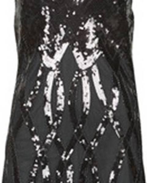 Černé šaty Molly Bracken
