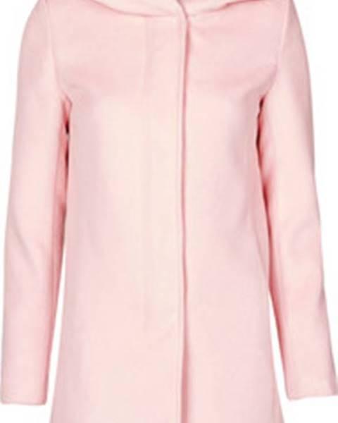 Růžová bunda Moony Mood