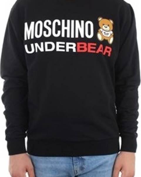 Černý svetr Moschino