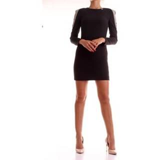 Krátké šaty CHATINA Černá