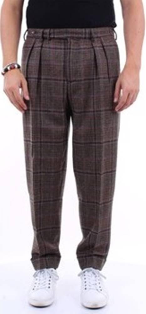 Pt Torino Oblekové kalhoty PR17ZFCLZ00AND ruznobarevne