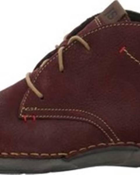 Hnědé boty Josef Seibel