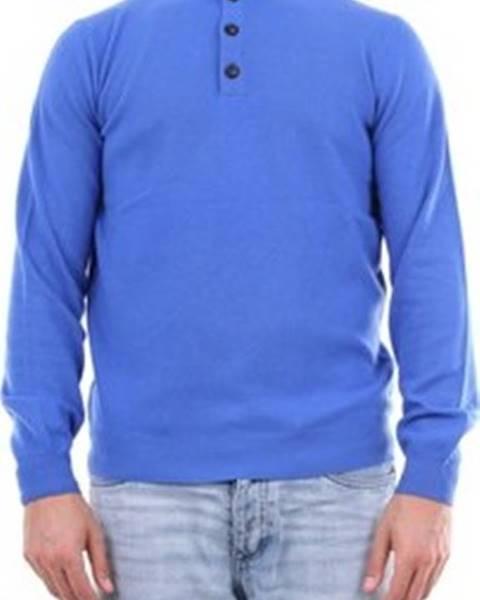Modrý svetr HERITAGE