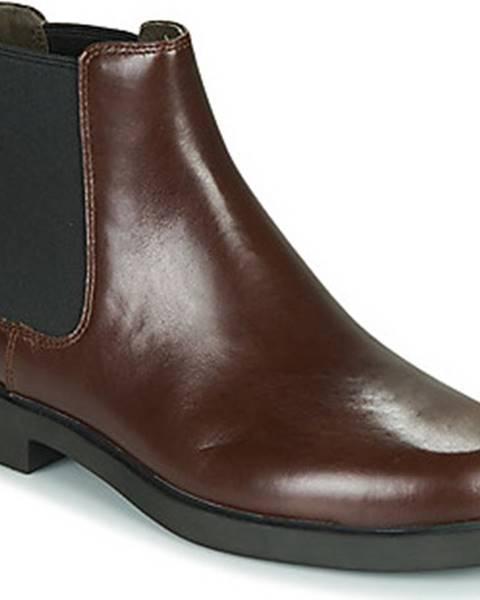 Hnědé boty Camper