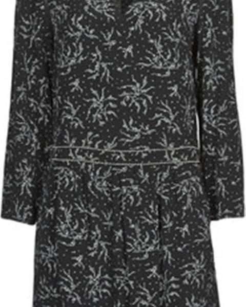 Černé šaty FREEMAN T. PORTER