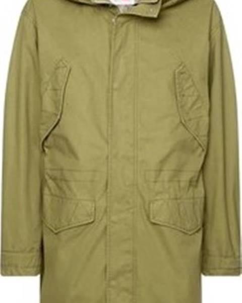 Zelená bunda tommy hilfiger