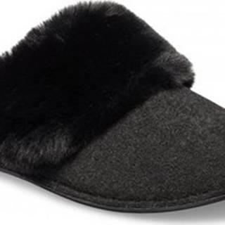 Papuče 205394 Černá