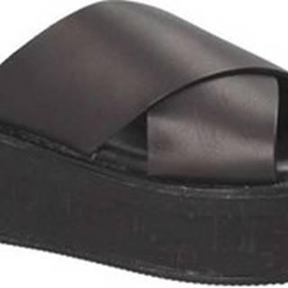 Inuovo Dřeváky 8132 Černá
