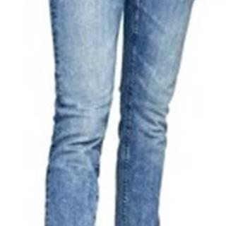 Pepe jeans Rifle rovné PM200823WF92 Modrá