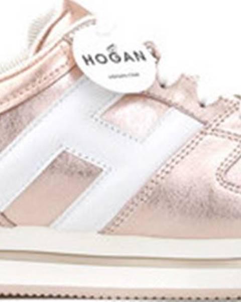 Růžové tenisky Hogan