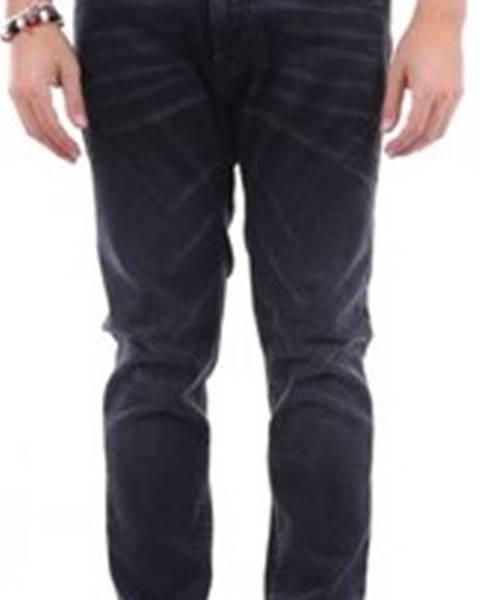 Černé kalhoty Pt Torino
