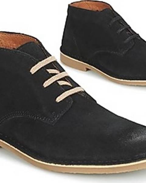 Černé boty SELECTED