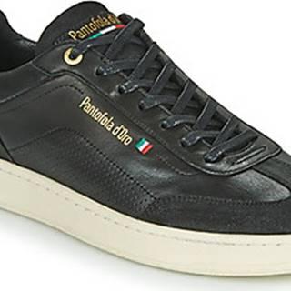 Pantofola d'Oro Tenisky MESSINA UOMO LOW Černá