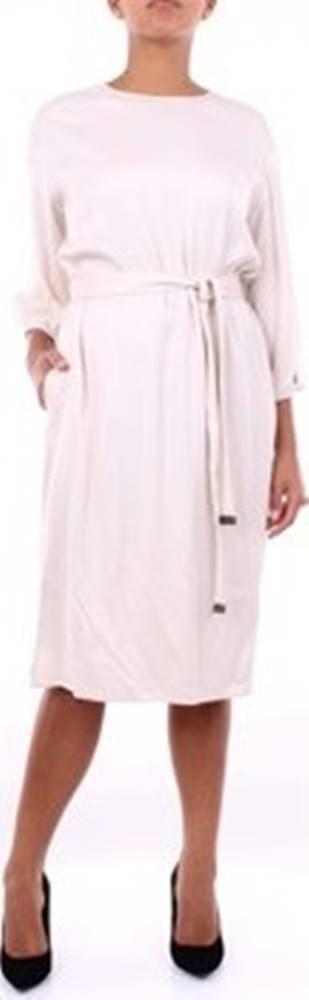 Peserico Společenské šaty S0267101930 Béžová