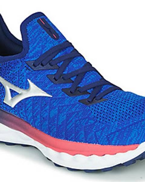 Modré boty Mizuno