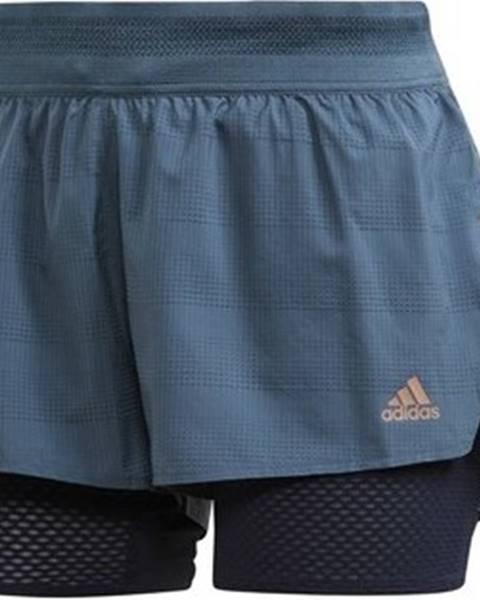 Modré kalhoty adidas