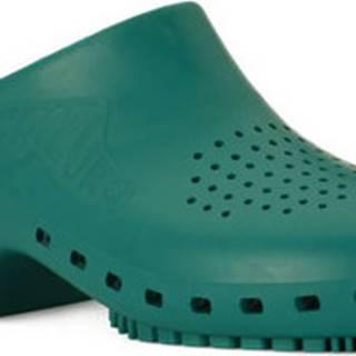 Pantofle S VERDE Zelená