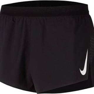 Zkrácené kalhoty 7/8 a ¾ Aeroswift 2IN Short M Černá