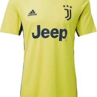 adidas Trička & Pola Dres Juventus Goalkeeper Žlutá
