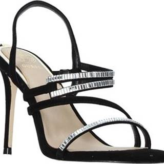 Sandály FL6KAN SUE03 Černá