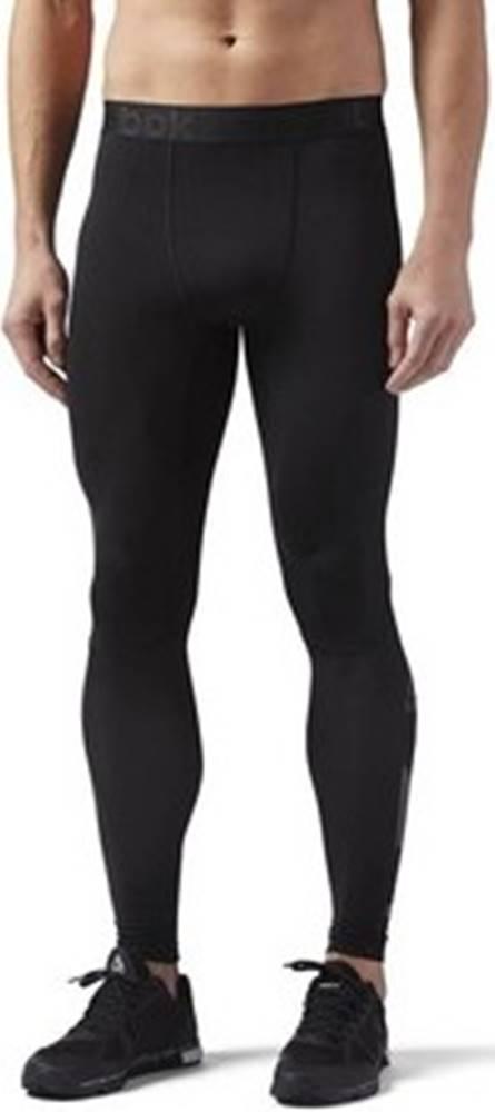 Reebok Sport Kalhoty Workout Ready Leggings Černá